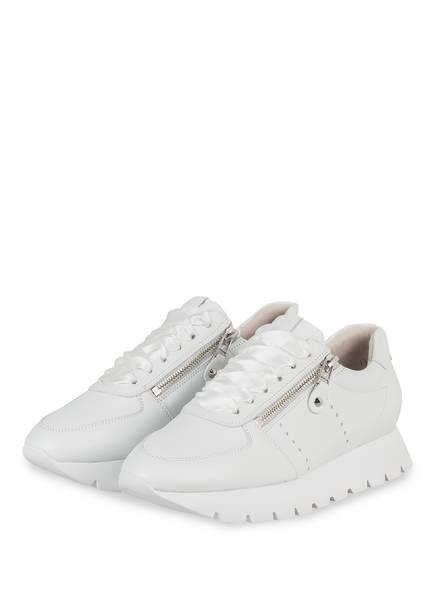 KENNEL & SCHMENGER Plateau-Sneaker RISE X, Farbe: WEISS (Bild 1)