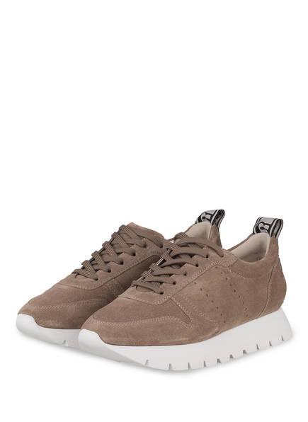 KENNEL & SCHMENGER Plateau-Sneaker RISE , Farbe: HELLBRAUN (Bild 1)