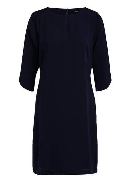 MORE & MORE Kleid  mit 3/4-Arm, Farbe: DUNKELBLAU (Bild 1)