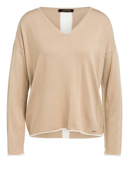 MORE & MORE Pullover , Farbe: BEIGE (Bild 1)