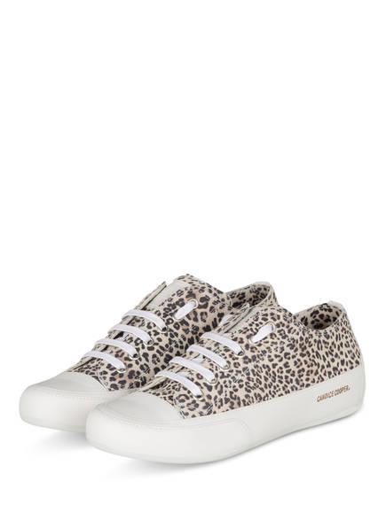 Candice Cooper Sneaker ROCK, Farbe: WEISS/ CREME/ SCHWARZ (Bild 1)