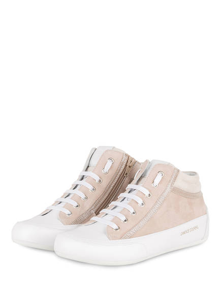 Candice Cooper Hightop-Sneaker DENVER, Farbe: BEIGE (Bild 1)