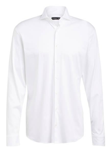 van Laack Jerseyhemd Slim Fit, Farbe: WEISS (Bild 1)