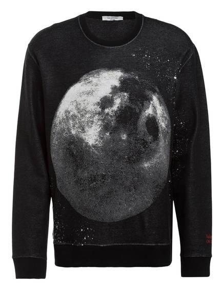 VALENTINO Sweatshirt, Farbe: SCHWARZ/ GRAU (Bild 1)
