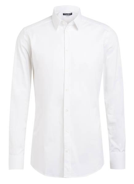DOLCE&GABBANA Hemd Extra Slim Fit, Farbe: WEISS (Bild 1)