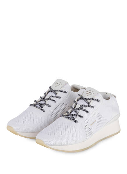 GANT Plateau-Sneaker BEVINDA, Farbe: WEISS (Bild 1)