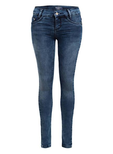 BLUE EFFECT Jeans Super Skinny Fit, Farbe: 9698 Medium blue (Bild 1)