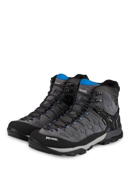 MEINDL Outdoor-Schuhe TERENO MID GTX, Farbe: GRAU/ SCHWARZ/ BLAU (Bild 1)