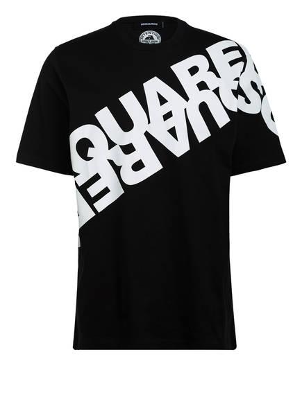 DSQUARED2 T-Shirt, Farbe: SCHWARZ/ WEISS (Bild 1)