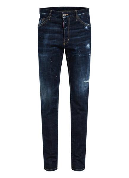 DSQUARED2 Destroyed Jeans COOL GUY Slim Fit, Farbe: 470 BLUE (Bild 1)