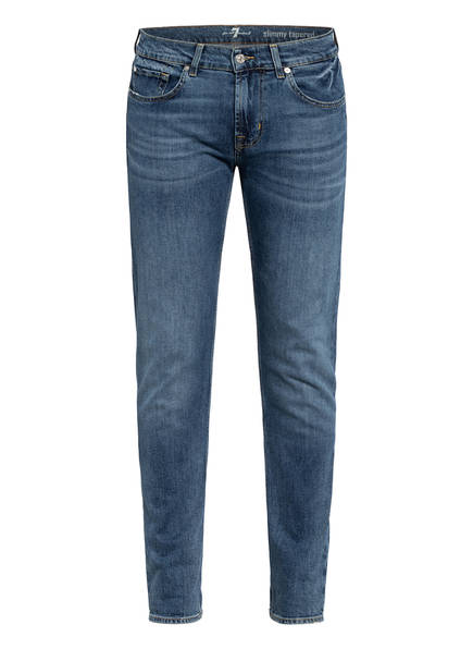 7 for all mankind Jeans SLIMMY Slim Fit , Farbe: MID BLUE (Bild 1)