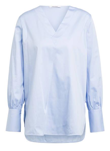 Soluzione Blusenshirt, Farbe: HELLBLAU (Bild 1)