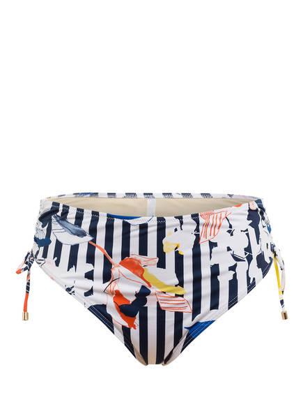CYELL Bikini-Hose HELLO SAILOR , Farbe: WEISS/ DUNKELBLAU/ GELB (Bild 1)