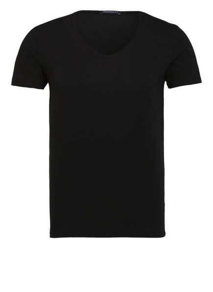 STROKESMAN'S T-Shirt, Farbe: SCHWARZ (Bild 1)