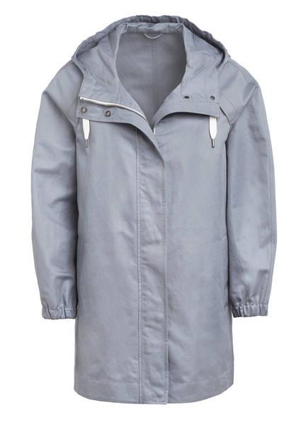 BRUNELLO CUCINELLI Jacke mit Schmucksteinbesatz, Farbe: GRAU (Bild 1)