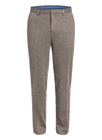 PAUL Anzughose Slim Fit aus Jersey, Farbe: 260 TAUPE (Bild 1)