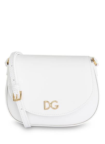 DOLCE & GABBANA Tasche | DOLCE & GABBANA Dolce&Gabbana Umhängetasche weiss