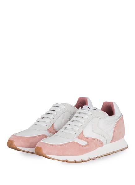 VOILE BLANCHE Sneaker JULIA, Farbe: WEISS/ ROSE (Bild 1)