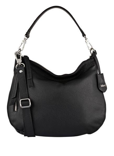 abro Hobo-Bag JUNA SMALL, Farbe: SCHWARZ (Bild 1)