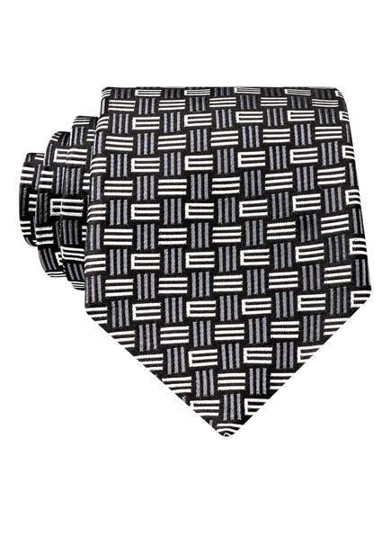 ETRO Krawatte, Farbe: SCHWARZ/ HELLGRAU (Bild 1)