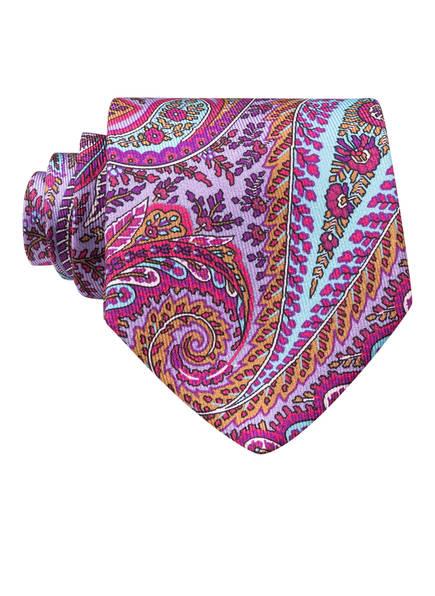 ETRO Krawatte, Farbe: HELLLILA/ LILA/ PINK (Bild 1)