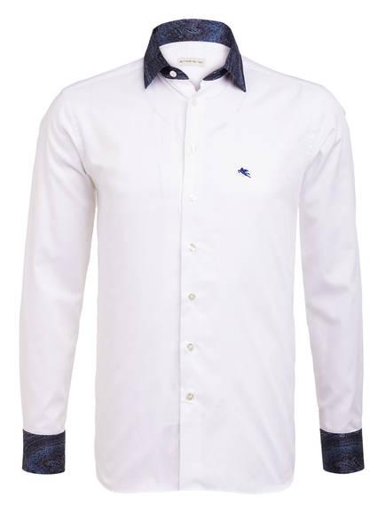 ETRO Hemd Slim Fit, Farbe: WEISS/ BLAU (Bild 1)