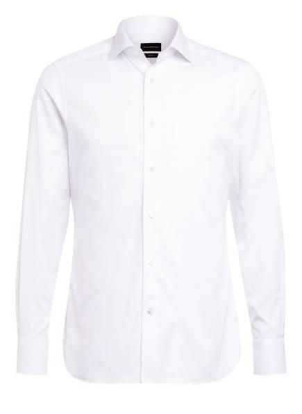 Ermenegildo Zegna Hemd TROFEO Slim Fit, Farbe: WEISS (Bild 1)