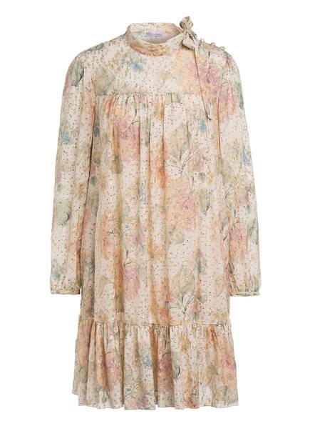 RED VALENTINO Kleid, Farbe: CREME/ PETROL/ GOLD (Bild 1)