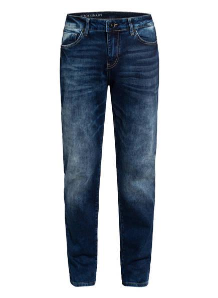 STROKESMAN'S Jeans Slim Fit, Farbe: 26935 New Dark Blue (Bild 1)
