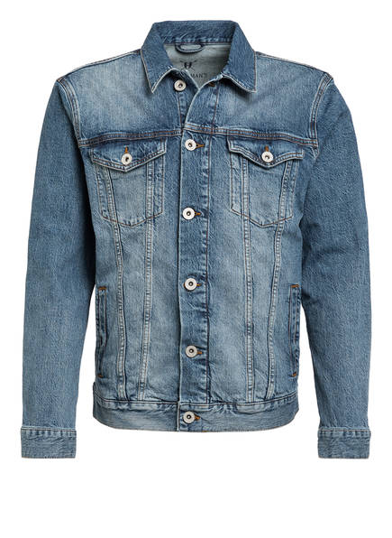 STROKESMAN'S Jeansjacke, Farbe: BLAU (Bild 1)
