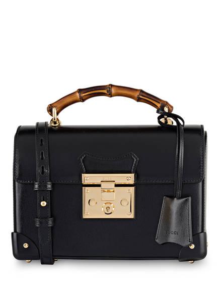 GUCCI Handtasche PADLOCK, Farbe: SCHWARZ (Bild 1)