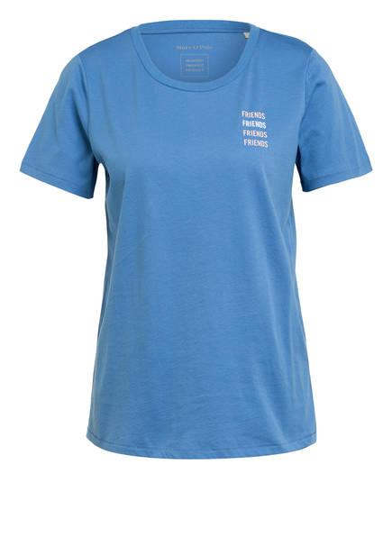Marc O'Polo T-Shirt, Farbe: HELLBLAU (Bild 1)