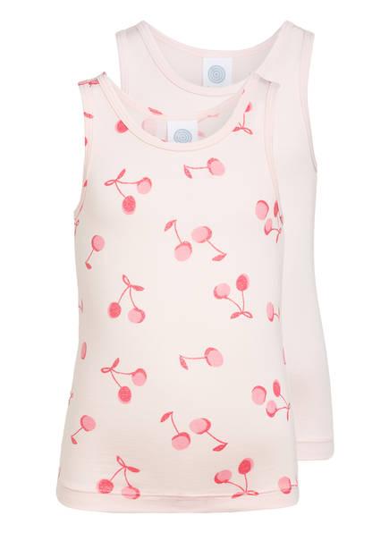 Sanetta 2er-Pack Unterhemden, Farbe: HELLROSA (Bild 1)