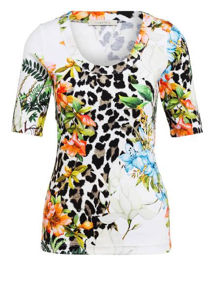 lilienfels T-Shirt, Farbe: CREME/ GRÜN/ BLAU (Bild 1)