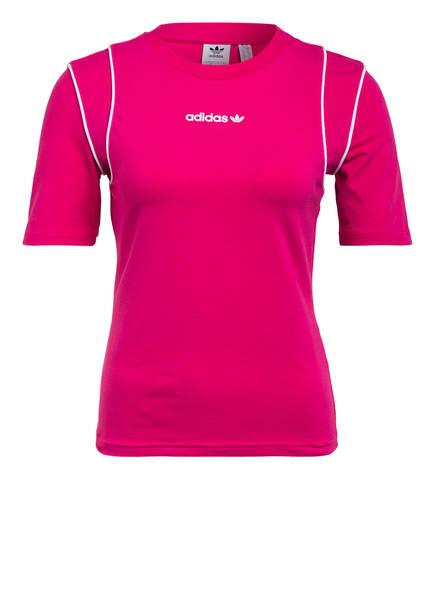 adidas Originals T-Shirt REAMAG, Farbe: PINK (Bild 1)