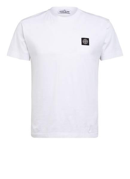 STONE ISLAND T-Shirt, Farbe: WEISS (Bild 1)