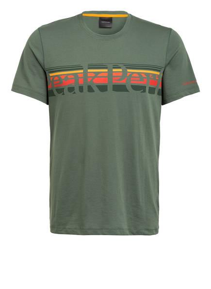 Peak Performance T-Shirt EXPLORER, Farbe: GRÜN (Bild 1)