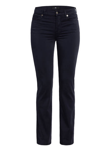 7 for all mankind Jeans THE STRAIGHT, Farbe: SATEEN BLUE (Bild 1)