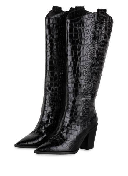 Bianca Di Cowboy Boots, Farbe: SCHWARZ (Bild 1)