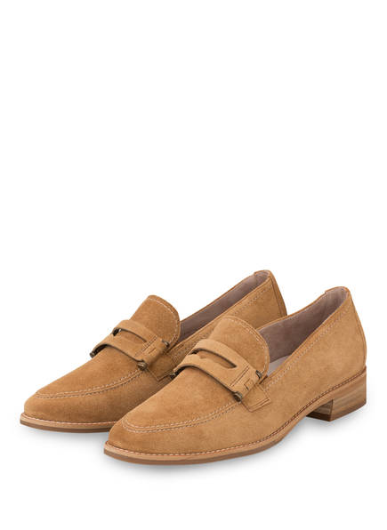 paul green Penny-Loafer, Farbe: CAMEL (Bild 1)