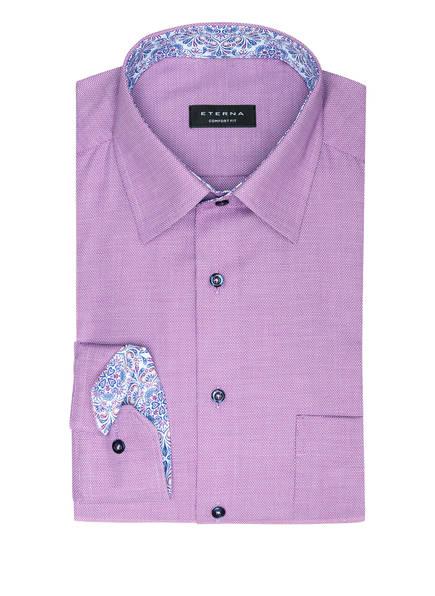 ETERNA Hemd Comfort Fit, Farbe: HELLLILA (Bild 1)