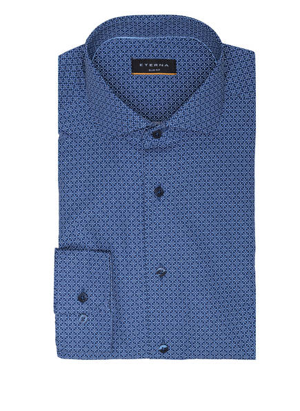 ETERNA Hemd Slim Fit, Farbe: BLAU/ HELLBLAU (Bild 1)