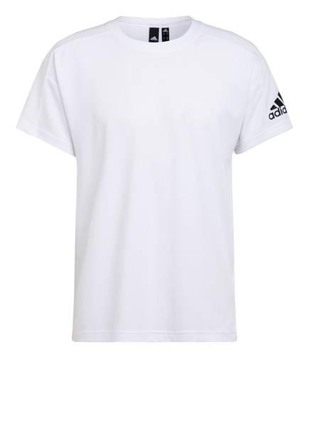 Adidas T-Shirt Id Stadium weiss