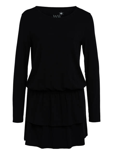 Juvia Jerseykleid, Farbe: SCHWARZ (Bild 1)