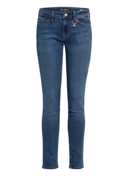 mavi Skinny Jeans NICOLE, Farbe: 30175 DARK CHIC MOVE BLUE (Bild 1)