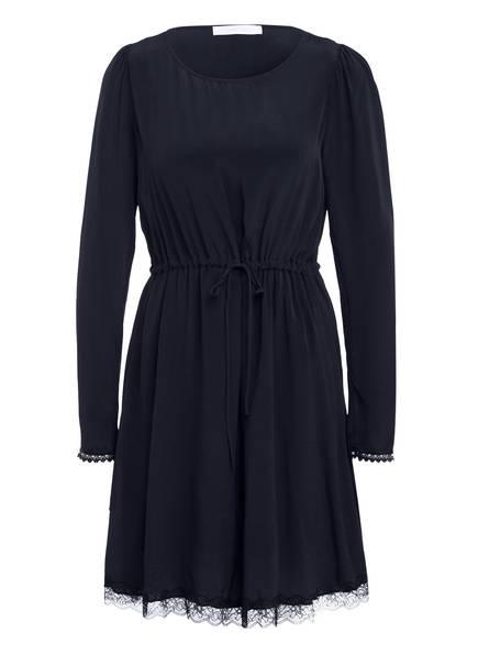 SEE BY CHLOÉ Kleid, Farbe: DUNKELBLAU (Bild 1)