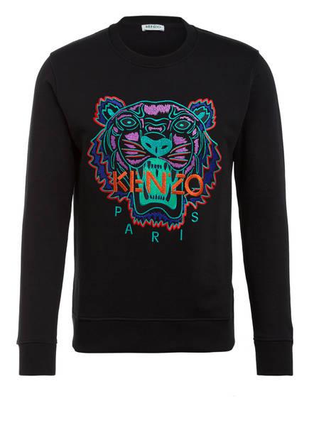 KENZO Sweatshirt TIGER , Farbe: SCHWARZ (Bild 1)