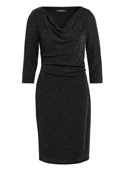 Vera Mont Kleid, Farbe: SCHWARZ/ SILBER (Bild 1)