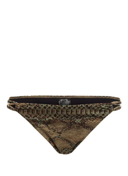 MARYAN MEHLHORN Bikini-Hose INSTINCT , Farbe: KHAKI/ BRAUN (Bild 1)