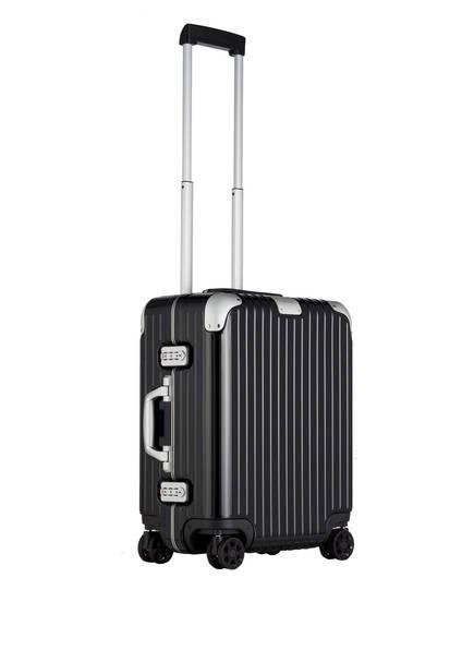 RIMOWA HYBRID Cabin Plus Multiwheel® Trolley, Farbe: SCHWARZ (Bild 1)